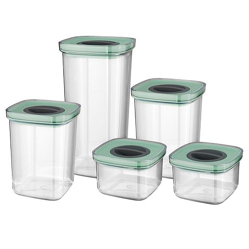 BergHOFF Leo 5-pc. Smart Seal Food Container Set