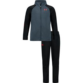 Boys 4-7 Under Armour Competitor Track Jacket and Pants Set