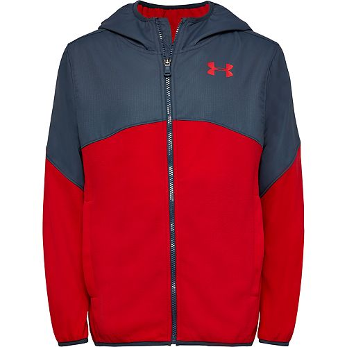Boys 4-7 Under Armour North Rim Microfleece Jacket