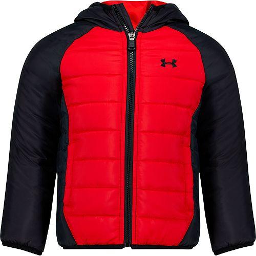 Boys 4-7 Under Armour Tuckerman Puffer Jacket