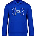 Boys 4-7 Under Armour Logo Hoodie
