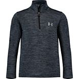 Boys 4-7 Under Armour Long-Sleeve 1/4 Zip Pull-Over