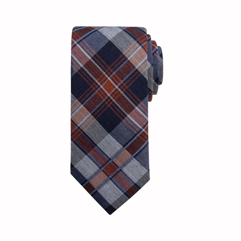 Men's damen + hastings Fresno Plaid Tie