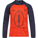 Boys 4-7 Under Armour Football Graphic Hoodie