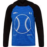 Boys 4-7 Under Armour Baseball Graphic Hoodie