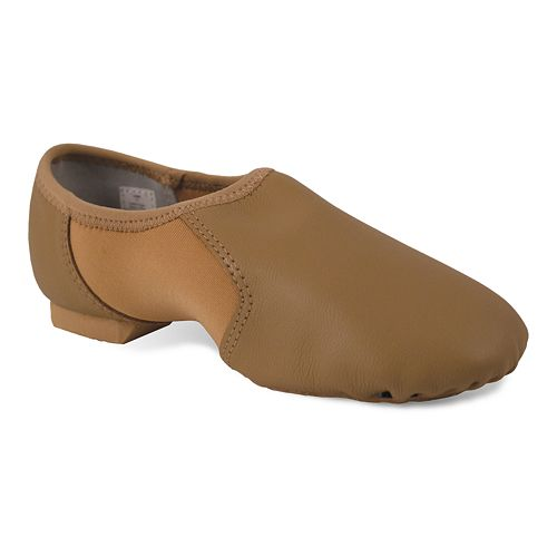 Dance Class Low Profile Girls' Slip-On Jazz Shoes