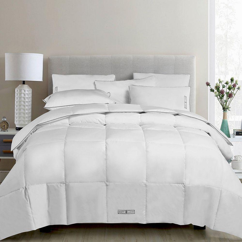 Scott Living White Down Comforter