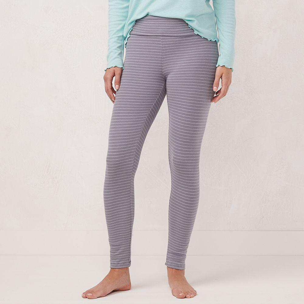 Women's LC Lauren Conrad Fold Over Sleep Pants
