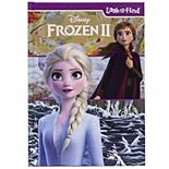 Disney's Frozen 2 Look and Find Find 'ems Book