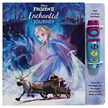 Disney's Frozen 2 GLOW Flashlight Adventure Book