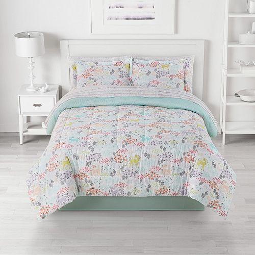 The Big One® Reversible Bedding & Sheet Set