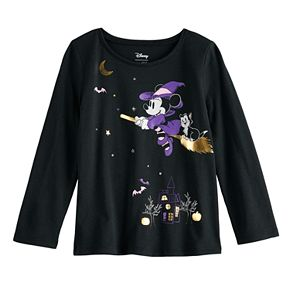 Disney's Minnie Mouse Baby Girl Halloween Graphic Tee by Jumping Beans®