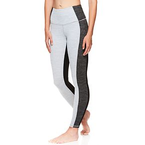 Women's Gaiam Hi Rise Houston 7/8 Legging
