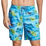 Men's Speedo Seaside Floral Redondo Volley Swim Trunks