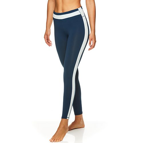 Women's Gaiam Colorblock 7/8 Leggings