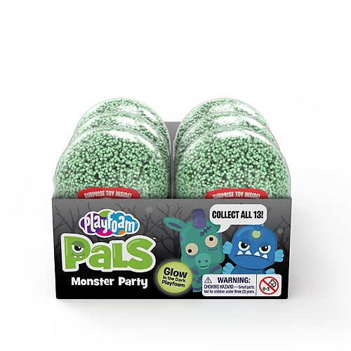 Learning Resources Educational Insights Playfoam Pals Monster Party Series 5 6-Pack