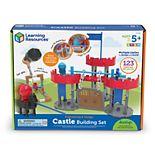 Learning Resources Castle Engineering & Design Set