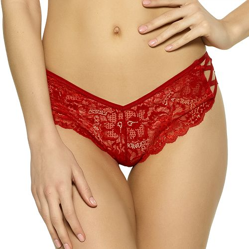 "Jezebel ""Angel"" Lace Hipster"