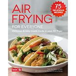 Dash Air Frying For Everyone Air Fryer Cookbook