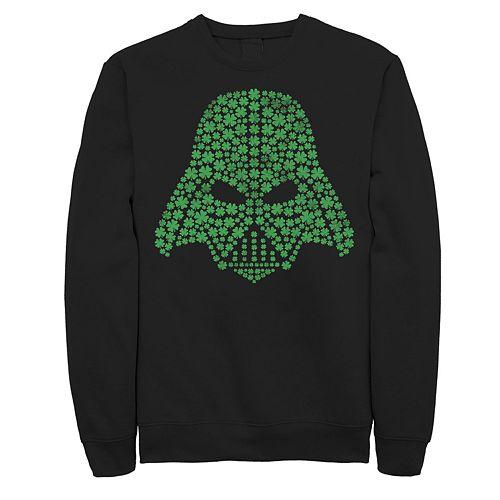 Men's Star Wars Darth Vader Saint Patrick's Day Sweatshirt