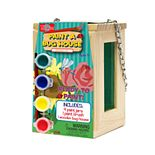 T.S. Shure Wooden Paint a Bug House
