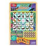 T.S. Shure Butterfly Bingo Wooden Magnetic Game