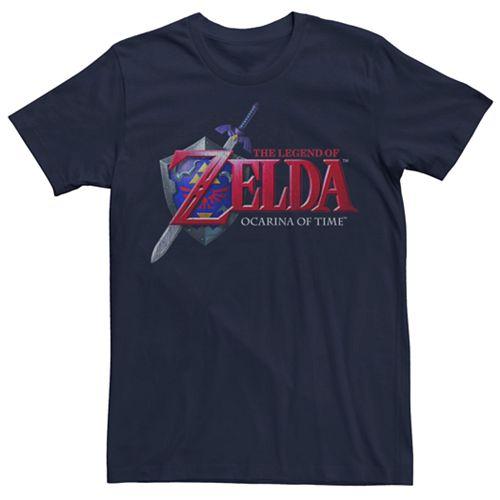 Men's Nintendo Legend of Zelda Logo Tee