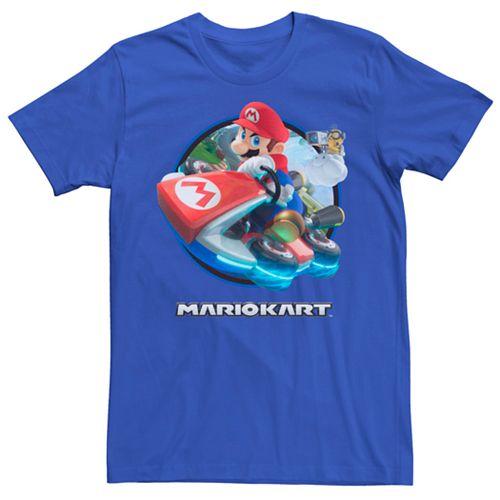 Men's Nintendo Mario Kart Tee