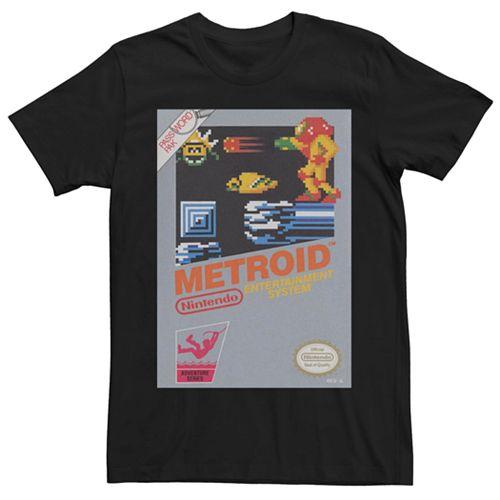 Men's Nintendo Metroid Tee