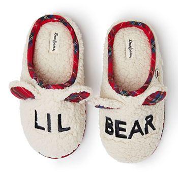 Dearfoams Kids Clog Slipper