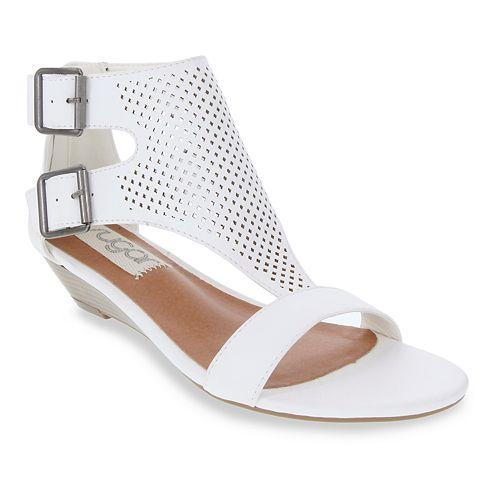 sugar Wigout 2 Women's Wedge Sandals
