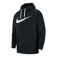 02be57bd Men's Nike Pull-Over Dri-FIT Swoosh Hoodie