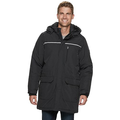 Men's Skechers Hooded Parka