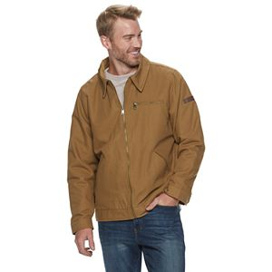 Men's Skechers Sherpa Lined Workwear Jacket