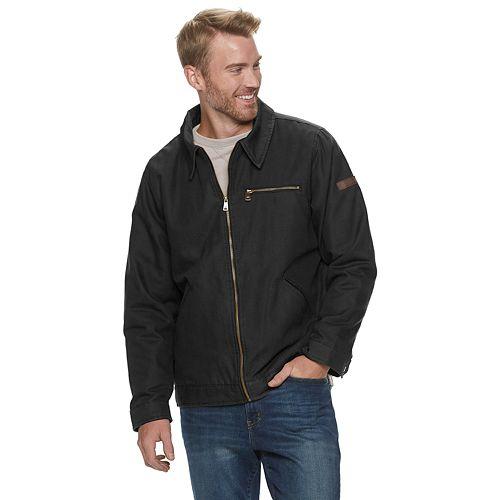 Men's Skechers® Sherpa Lined Workwear Jacket
