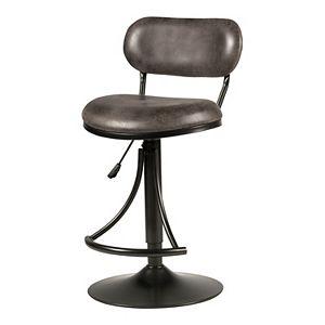 Hillsdale Furniture Athena Swivel Adjustable Stool