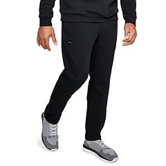 187a4fc68 Men's Under Armour Rival Fleece Pants. Black Academy Charcoal