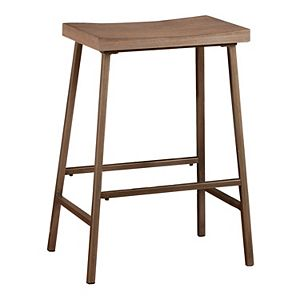 Hillsdale Furniture Kennon Backless Non-Swivel Counter Height Stool