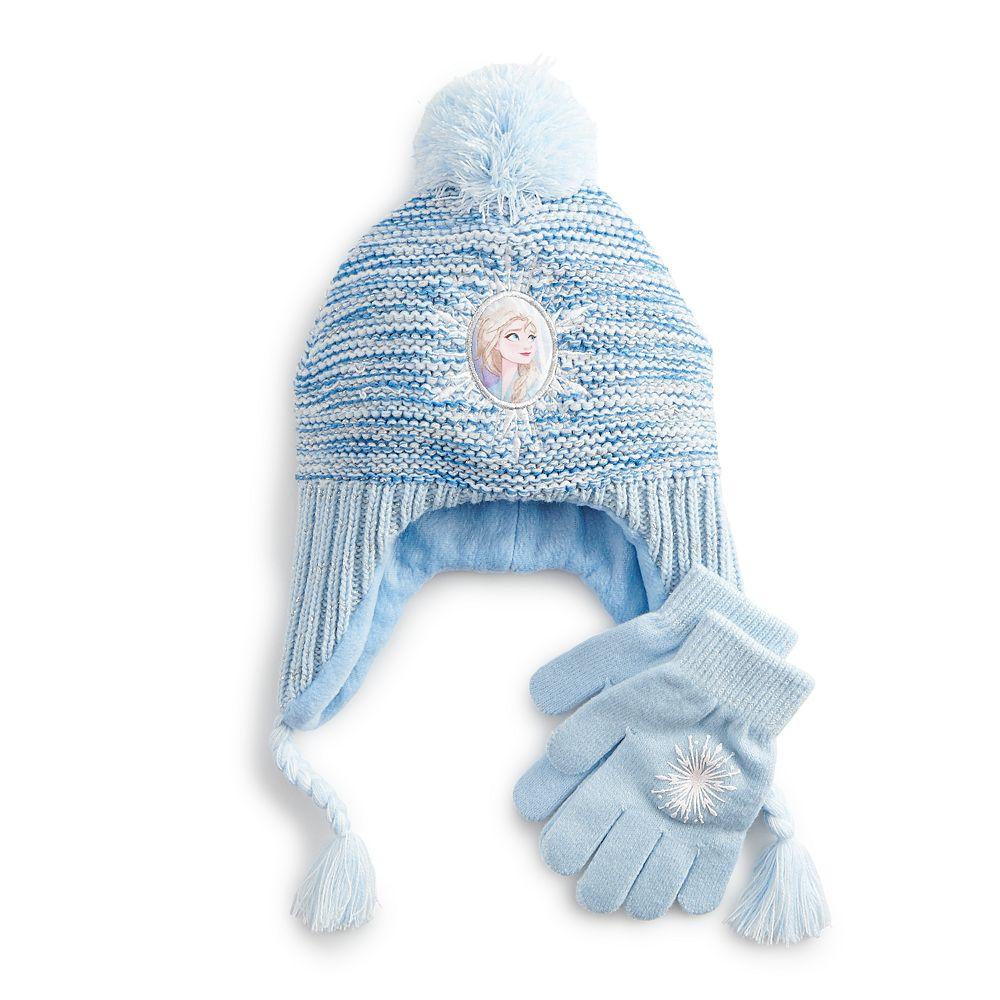 Girls' 4-6X Disney's Frozen 2 Hat and Glove Set