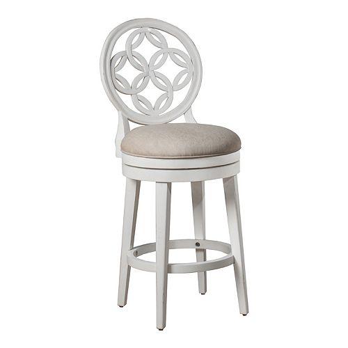 Hillsdale Furniture Savona Swivel Counter Stool