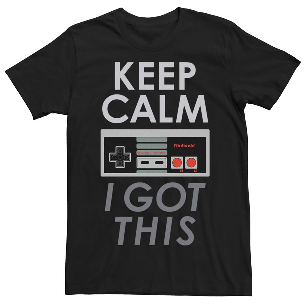 Men's Nintendo NES Controller I Got This Short Sleeve Tee