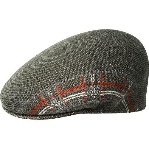Men's Kangol Plaid Stripe 504 Ivy Cap