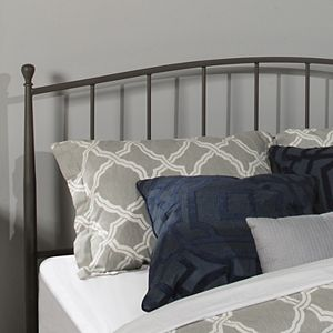 Hillsdale Furniture Warwick Metal Headboard