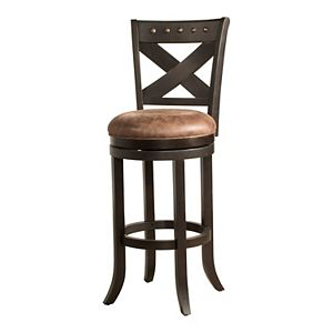 Hillsdale Furniture Brantley Swivel Bar Height Stool