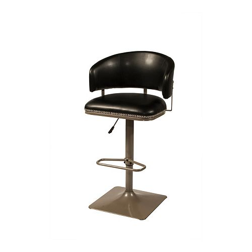 Hillsdale Furniture Pelfrey Adjustable Swivel Stool