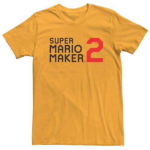 Men's Super Mario Maker Tee