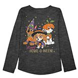 "Girls 4-12 Jumping Beans® Paw Patrol Chase, Marshall & Skye ""Happy Howl-O-Ween"" Graphic Tee"