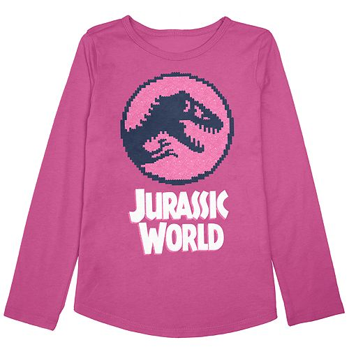 Girls 4-12 Jumping Beans® Lego Jurassic World Graphic Tee