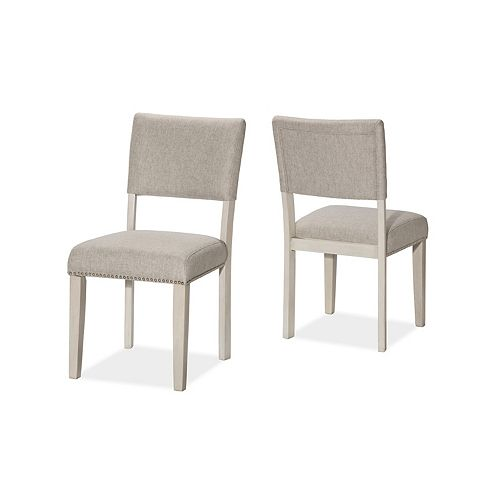 Hillsdale Furniture Elder Park Dining Chair (Set of 2)
