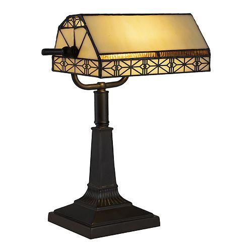 Banker Table Lamp